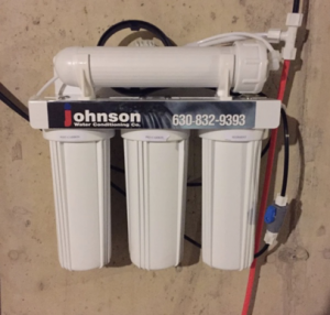 johnson-water-softening-system-mundelein