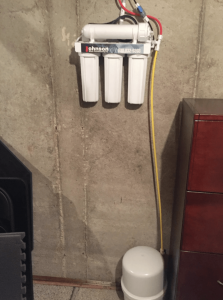 Reverse Osmosis System In Isasca, IL