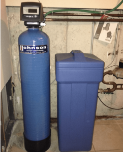 Water softener system in Inverness, Illinois