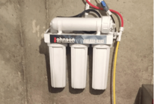 Reverse osmosis system in Hawthorn Woods, Illinois