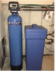 Home water softening system in Prospect Heights, Illinois
