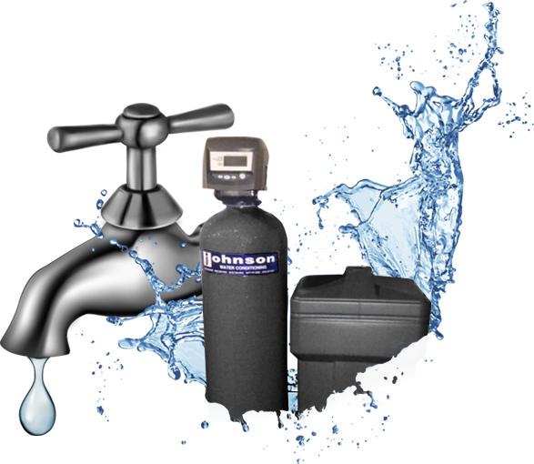 Johnson water softening systems
