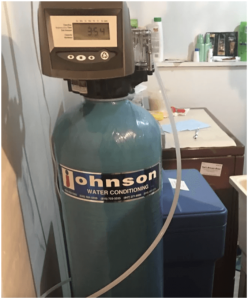 Pentair water softener in Naperville, Illinois