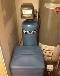 Pentair water softener in Addison, Illinois